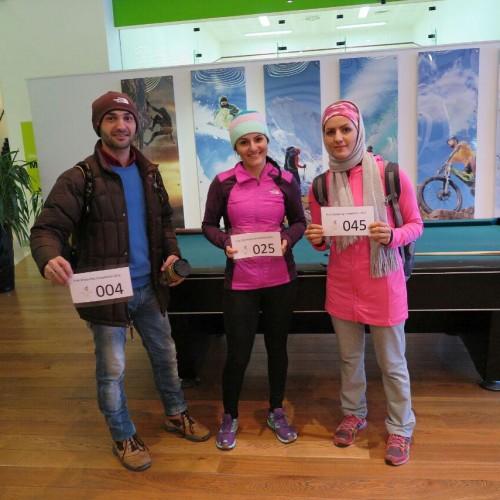 قهرمانی «زینب کبری موسوی» در رقابتهای «درای تولینگ» کشور آذربایجان