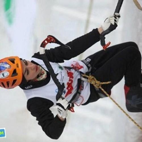 زهره عبداله خانی یخنوردی در آستانه پیوستن به المپیک زمستانی است