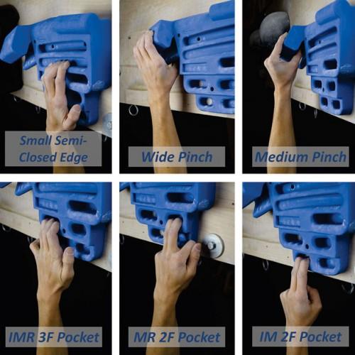تمرینات قدرتی برای انگشتان