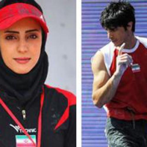 حضور دوسنگنورد ایرانی در جام جهانی «سوئیس»