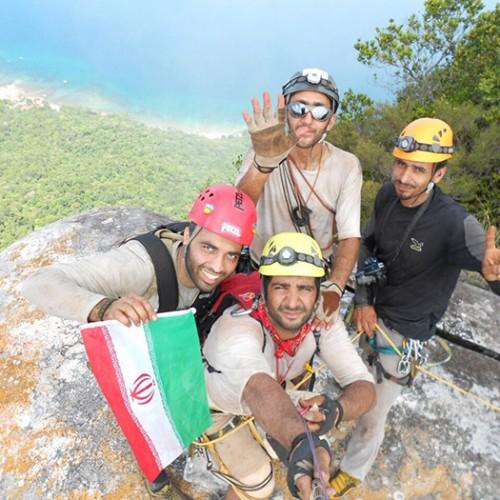 سالگرد گشایش مسیر ایرانیان «مالزی»