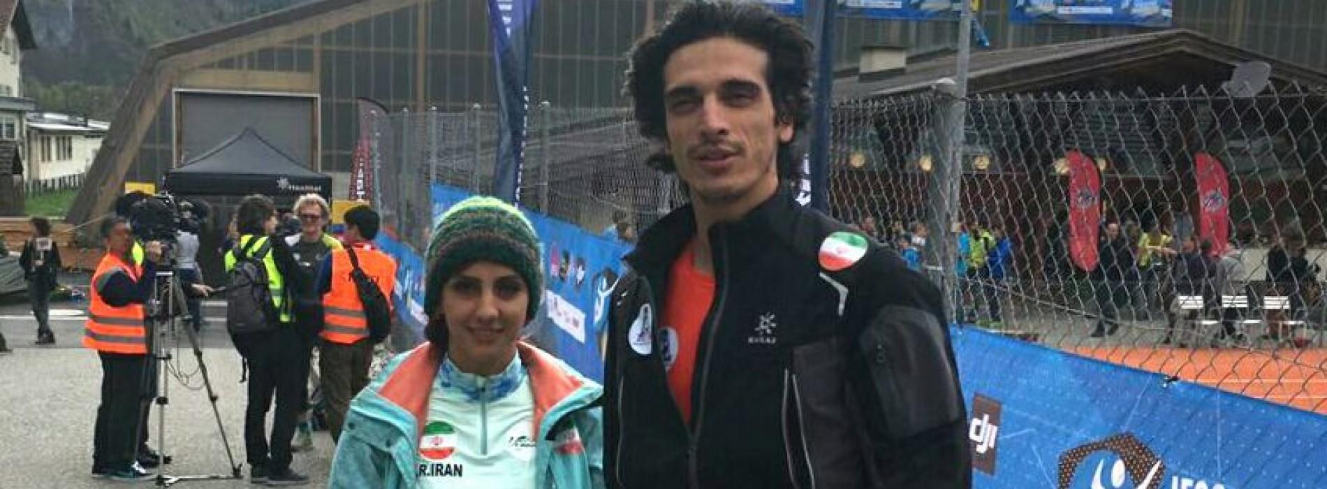 پایان کار سنگنوردان کشورمان در مسابقات جهانی سوئیس
