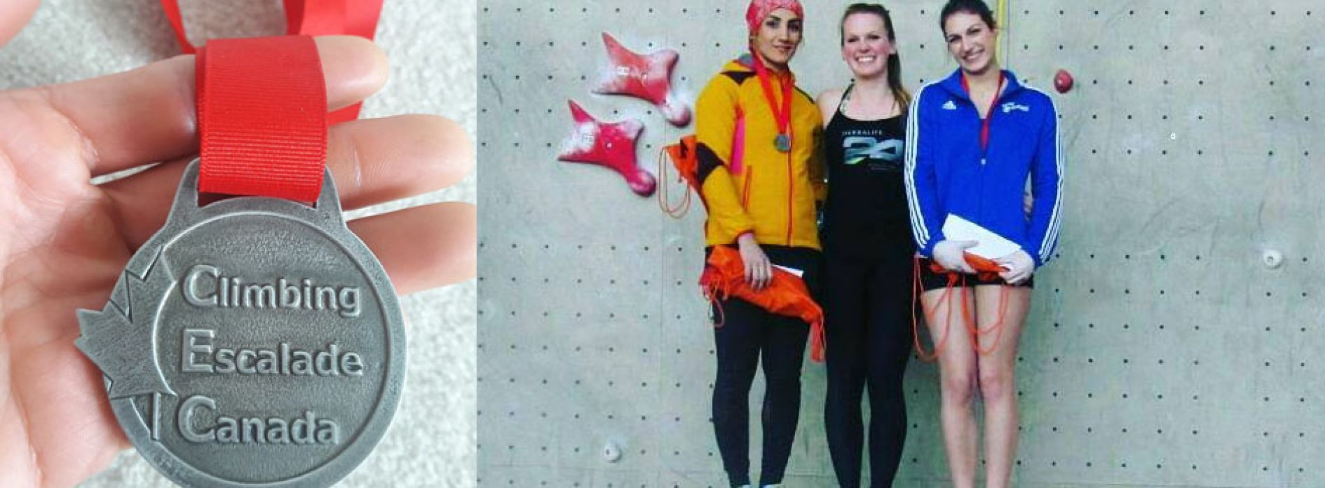 «فرناز اسماعیل زاده»:  کسب مدال نقره مسابقات سرعت کانادا