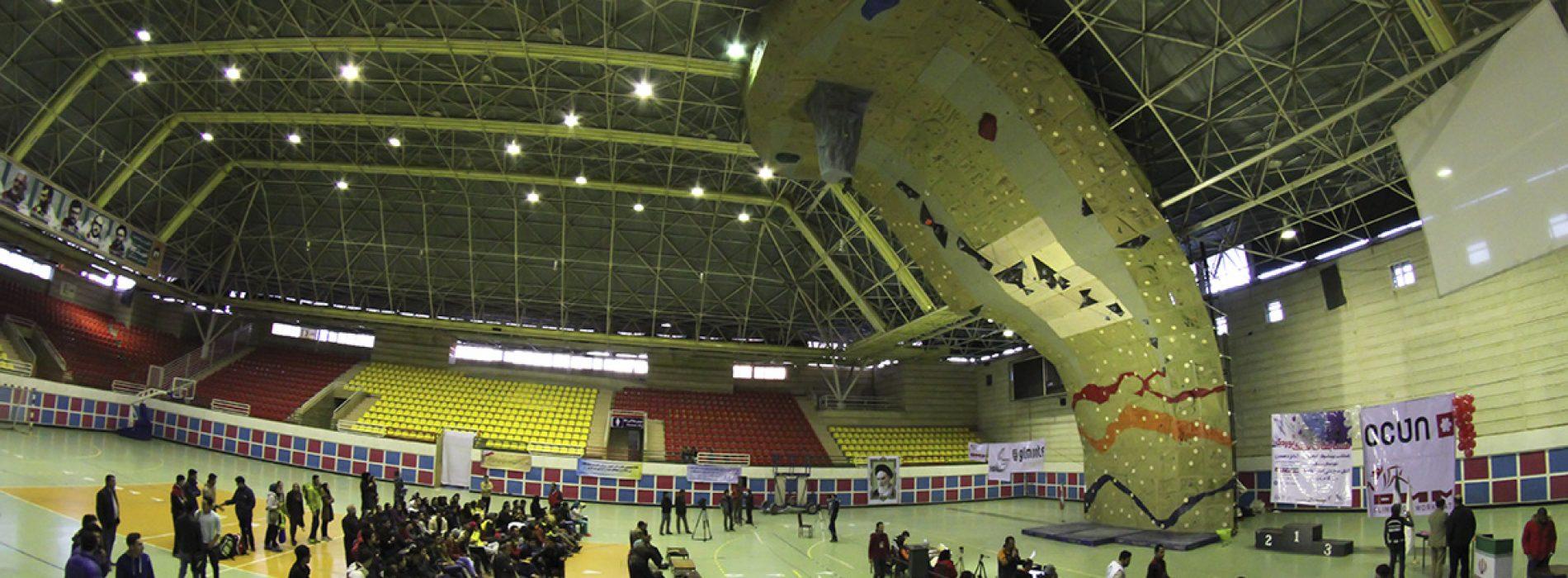 برترین های مسابقات سنگنوردی قهرمانی کشور «جوانان» در سمنان مشخص شدند