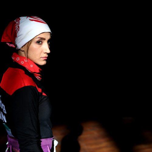 دختر سنگنورد: شرایط در ایران برایم مهیا نیست