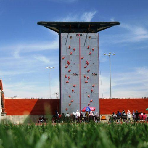 آغاز شانزدهمین دوره مسابقات سنگنوردی قهرمانی کشور «سرعت» در بخش آقایان