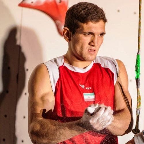 علیپور: سطح مسابقات سنگنوردی چین پائین بود/ در المپیک هم شرکت می کنم