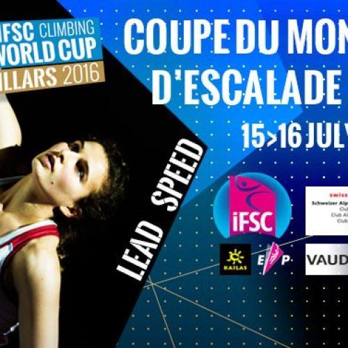 آغاز چهارمین مرحله مسابقات سنگنوردی جام جهانی سوئیس