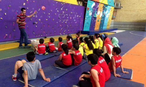 تهران: گزارش تصویری / برگزاری دومین اردوی استعدادیابی صعودهای ورزشی