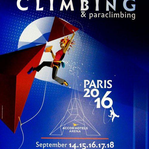 اردوی تیم ملی سنگنوردی اعزامی به پاریس