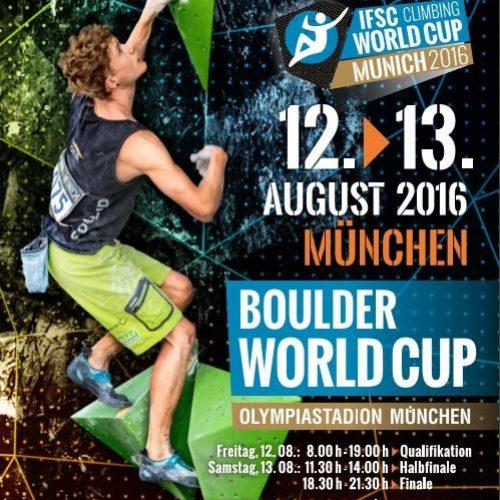 آلمان آخرین ایستگاه جام جهانی بولدرینگ برای سنگنوردان کشورمان در سال 2016