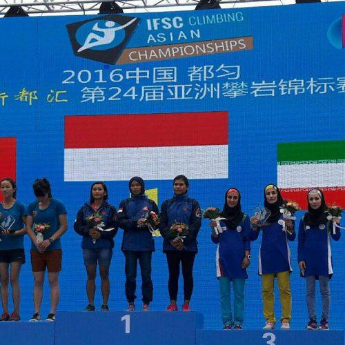 نگاهی به مسابقات قهرمانی آسیا «چین» / گزارش تصویری