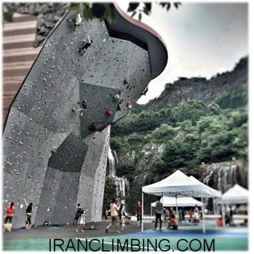 برگزاری کاپ سنگنوردی آسیا کره جنوبی