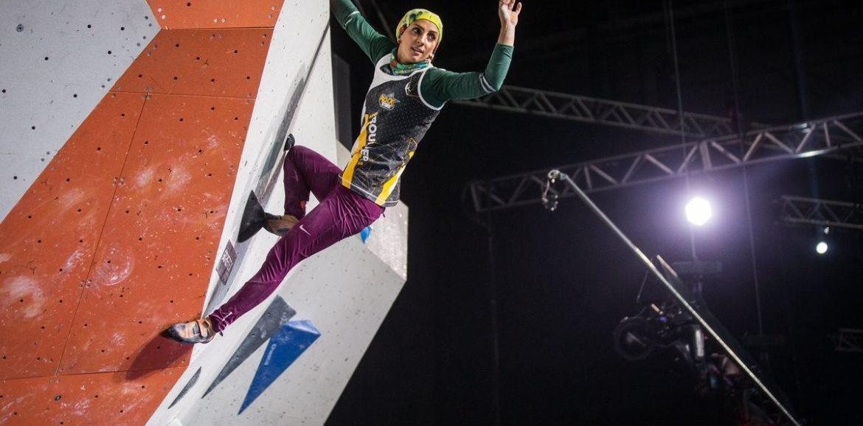 الناز رکابی موفق به کسب مدال طلای «کاپ آسیا» شد