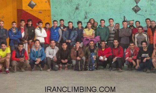 گزارش تصویری / آزمون ورودی مربیگری وطراحی درجه ۳ صعودهای ورزشی