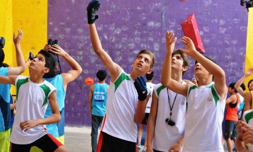 گزارش تصویری / حواشی رقابتهای سنگ نوردی قهرمانی آسیا