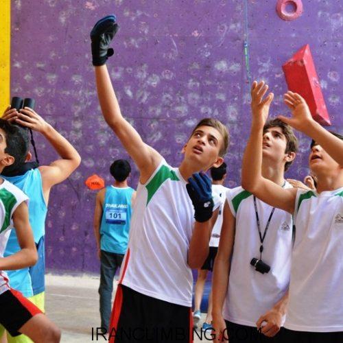 برگزاری دومین مرحله پایش دورهای قهرمانان صعودهای ورزشی کشور با همکاری آکادمی ملی المپیک