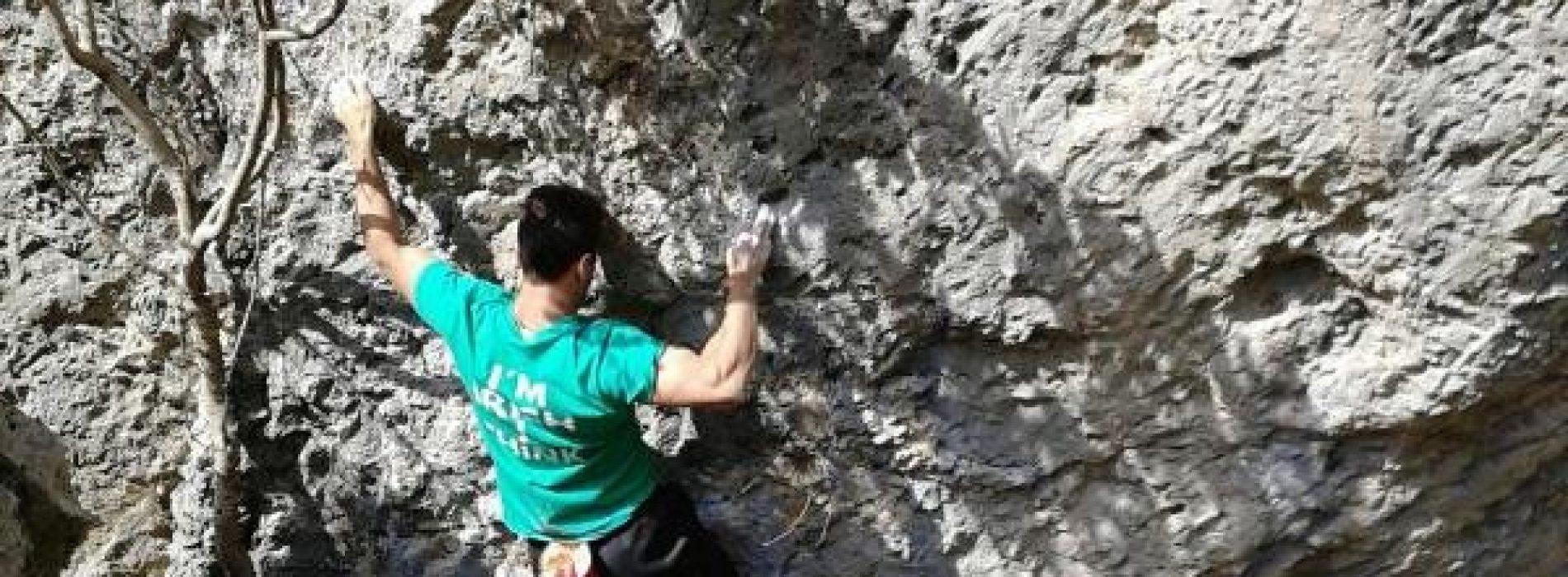 یاسوج: معرفی منطقه سنگنوردی، سی سخت «تنگ گنجه ای»