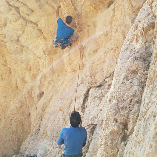 اصفهان: گشایشی دیگر در دیواره چشمه لاوی