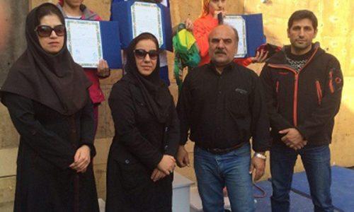 نتایج:مسابقه سرطناب پسران و دختران امیدهای استان تهران