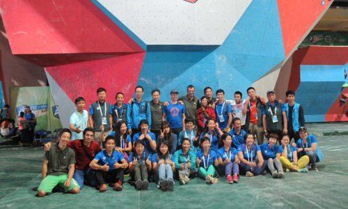 گزارش (امین عباسی) از طراحی مسابقات قهرمانی جهان ٢٠١۶، گوانگ جو-چین
