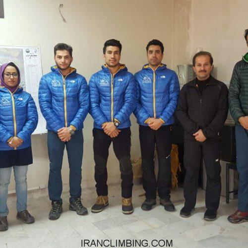 اعزام تیم ملی یخنوردی به رقابتهای قهرمانی جهان در«شامبری» فرانسه