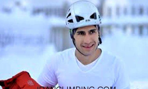 مسابقات قهرمانی جهان در ماده سرعت: زینالی با شکستن رکورد ایران دهم جهان شد
