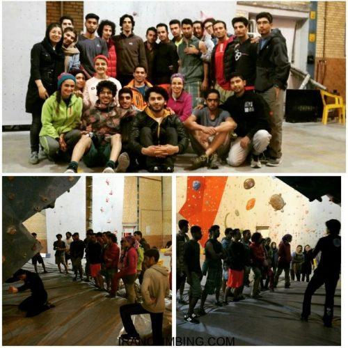 دومین دوره کارگاه آموزش با حضور علی براتزاده در شیراز برگزار شد