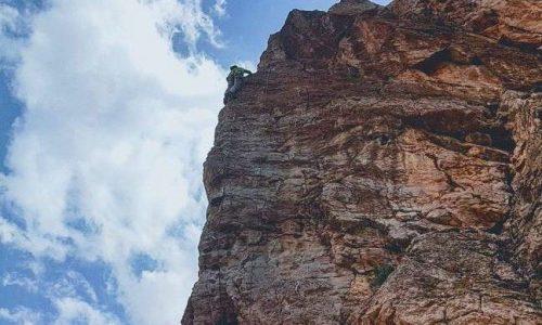 گشایش دهمین مسیر در منطقه چشمه لاوی