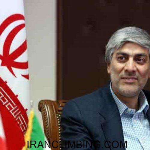 پیام تبریک رئیس کمیته ملی المپیک به جهت موفقیت و ثبت رکورد «رضا علیپور»