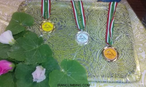 نتایج هفدهمین دوره مسابقات سنگنوردی قهرمانی کشور / اورال بانوان