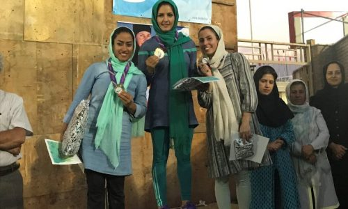 دومین دوره مسابقات درای تولینگ تهران