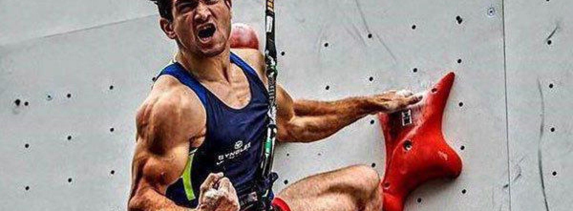 «رضا علیپور» در صدر رنکینگ سرعت مردان جهان