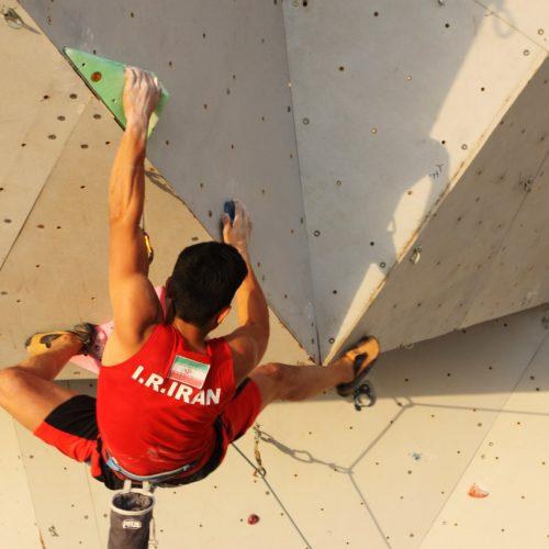 آخرین مرحله اردوهای انتخابی تیم ملی سنگنوردی «بزرگسالان»
