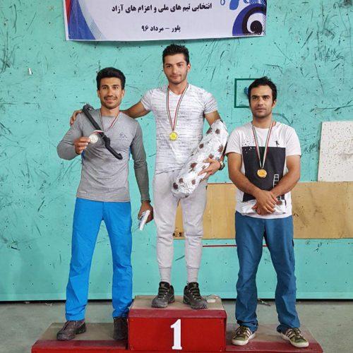 نفرات برتر چهارمین دوره مسابقات «درای تولینگ» قهرمانی کشور مشخص شدند
