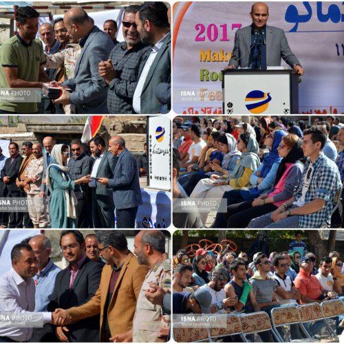 اولین جشنواره بین المللی سنگنوردی منطقه آزاد «ماکو» برگزار شد