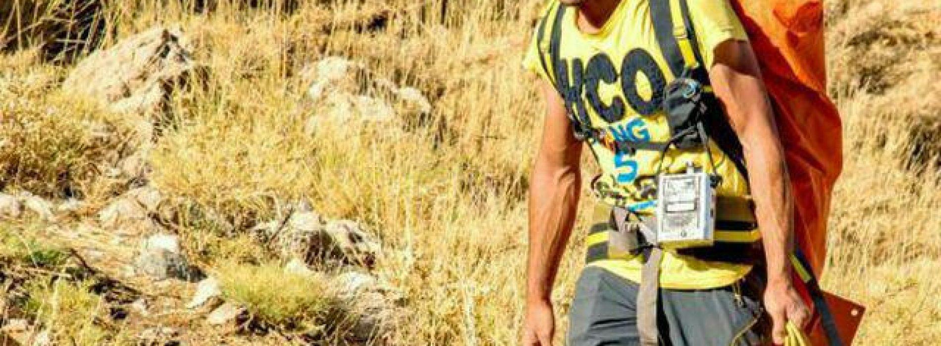 مرکزی: صعود فری سولو و سرعتی مسیرهای پژمان و تنوره دیواره لجور توسط اسماعیل مرادی