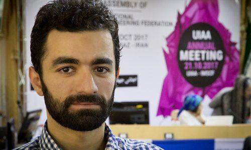 عضویت «محمد امین حوالهدار نژاد» در کمیسیون یخنوردی فدراسیون جهانی