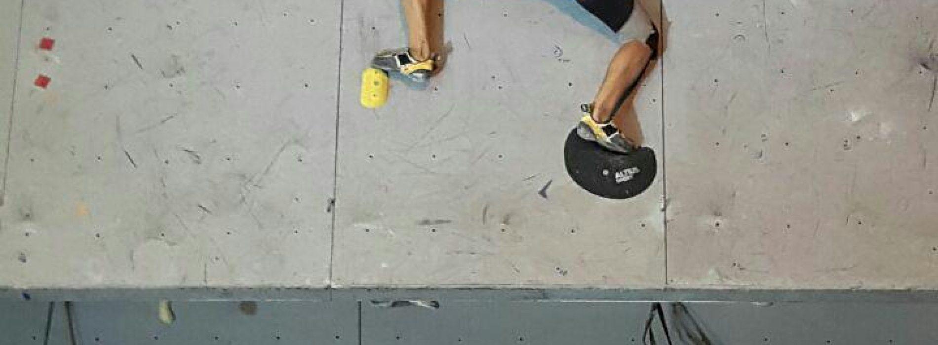 🔺نتایج مسابقات سنگنوردی قهرمانی استان لرستان در رشته بلدرینگ