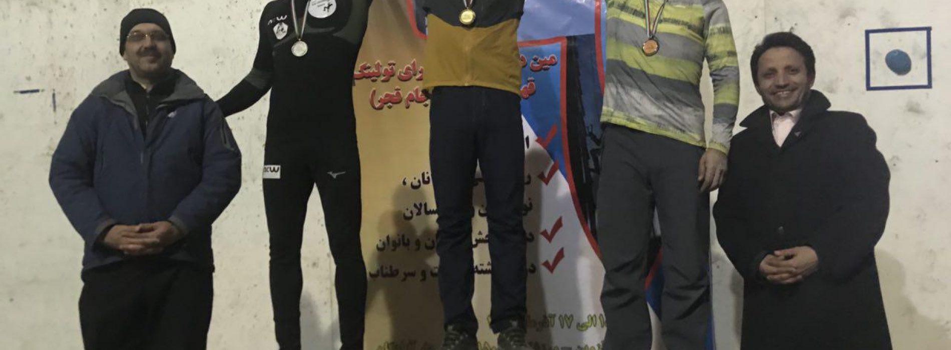 نتایج ششمین دوره مسابقات درای تولینگ جام فجر رده بزرگسالان و جوانان/سرطناب