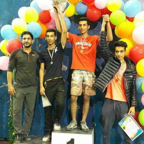 نتایج مسابقات سنگنوردی جام خلیج فارس / برازجان