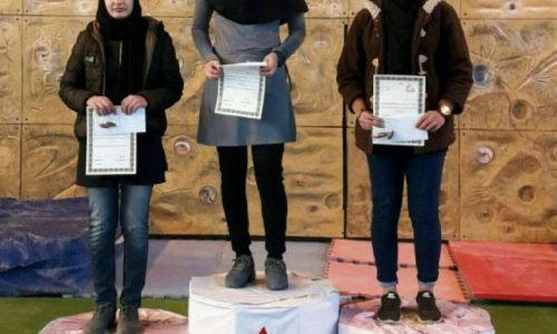 مسابقات قهرمانی استان چهارمحال وبختیاری انتخابی جام فجر