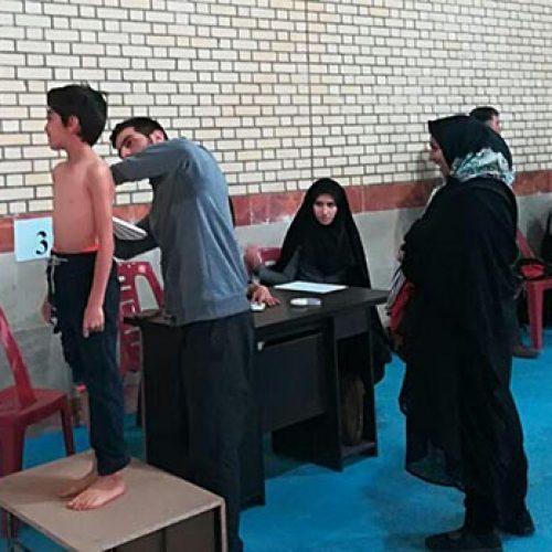 نخستین مرحله از طرح استعدادیابی به میزبانی هیات استان اصفهان