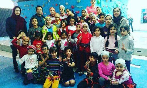 نتایج مسابقات سنگنوردی استان کرمان رده های سنی پایه دی ماه ۱۳۹۶