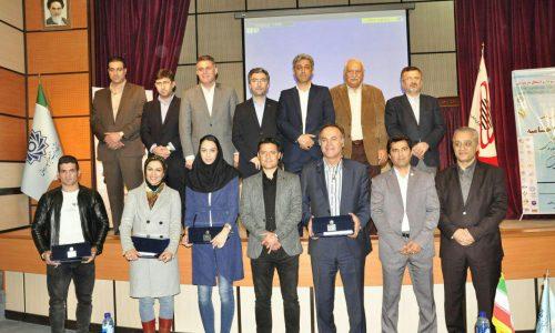رضا علیپور ورزشکار برتر ایران در سال ۹۶