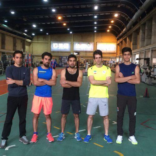 برگزاری نخستین مرحله اردوی های تیم ملی سنگنوردی اعزامی به بازیهای آسیایی جاکارتا
