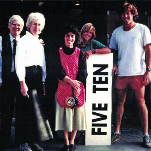 ::کارلس دیوید کول صاحب شرکت five ten در روز یکشنبه در سن ۶۳ فوت کرد.